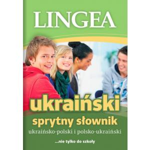 Sprytny słownik ukraińsko-polski i polsko-ukraiński