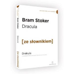 Dracula Book 1. Drakula Tom 1 z podręcznym słownikiem angielsko-polskim