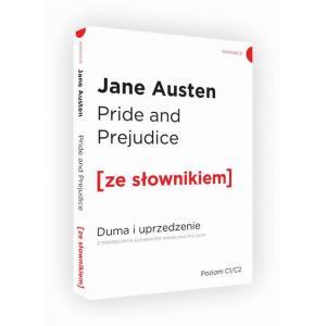 Pride and Prejudice Duma i uprzedzenie z podręcznym słownikiem angielsko-polskim