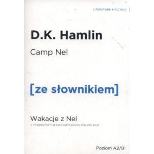Wakacje z Nel Camp Nel z podręcznym słownikiem angielsko-polskim