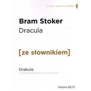 Dracula z Podręcznym Słownikiem Angielsko-Polskim