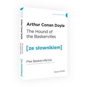 Pies Baskervillów wersja angielska ze słownikiem