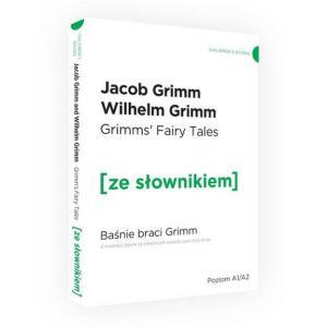 Baśnie braci Grimm wersja angielska z podręcznym słownikiem
