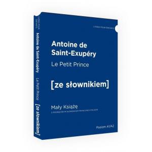 LF Mały Książę wersja francuska z podręcznym słownikiem