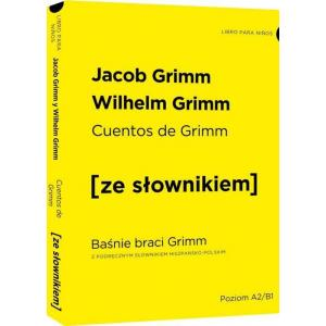 LH Cuentos de Grimm - Baśnie braci Grimm z podręcznym słownikiem hiszpańsko-polskim