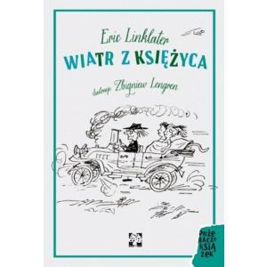 Pożeracze książek. Wiatr z księżyca /reprint/