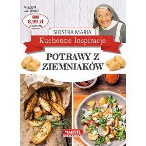 Kuchenne Inspiracje. Potrawy z ziemniaków