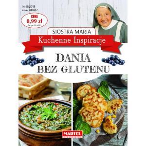 Kuchenne Inspiracje. Dania bez glutenu