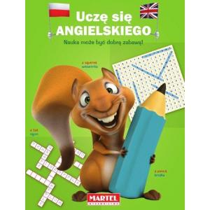 Uczę się angielskiego Nauka może być dobrą zabawą! Wiewiórka