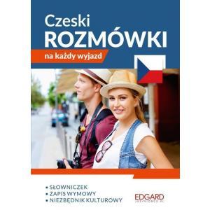 Czeski Rozmówki na Każdy Wyjazd