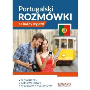 Portugalski Rozmówki na Każdy Wyjazd