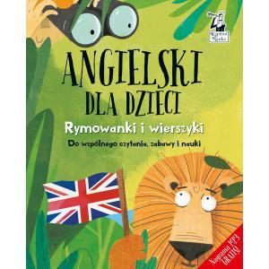EDGARD Angielski dla dzieci Rymowanki i wierszyki