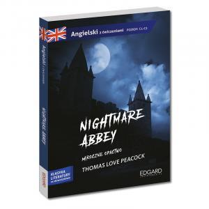 Angielski. Nightmare Abbey. Kryminał z Ćwiczeniami. Poziom C1-C2