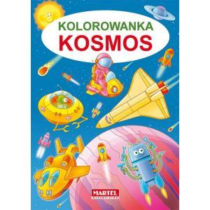 Kolorowanka. Kosmos