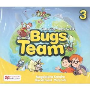 Bugs Team 3. CD do Podręcznika