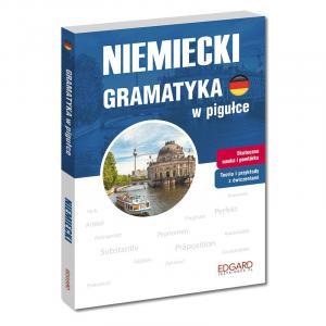 EDGARD Niemiecki. Gramatyka w pigułce
