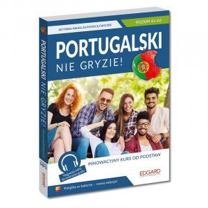 Portugalski Nie Gryzie! + MP3. Edycja w Kolorze