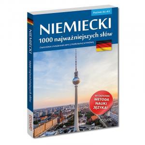 Niemiecki. 1000 Najważniejszych Słów + MP3