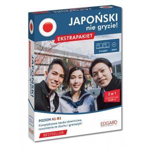 Japoński Nie Gryzie! Ekstrapakiet + CD