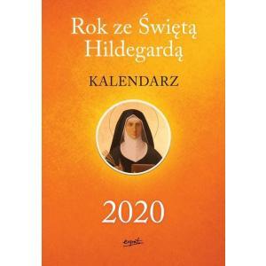 Rok ze Świętą Hildegardą. Kalendarz 2020