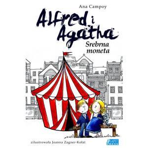 Alfred i Agatha. Srebrna Moneta