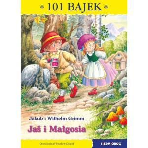 101 Bajek. Jaś i Małgosia