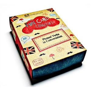 Karty językowe Angielski Fun Card English Present Continous