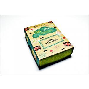 Karty językowe Angielski Fun Card English Idioms in Conversation