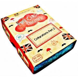 Karty językowe Angielski Fun Card English Collocations Part 2
