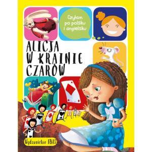 Czytam po polsku i angielsku. Alicja w Krainie Czarów