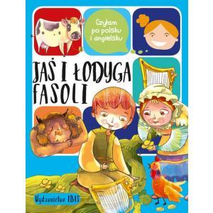 Czytam po polsku i angielsku Jaś i łodyga fasoli