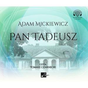 Pan Tadeusz. Audiobook