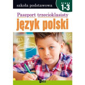 Paszport trzecioklasisty język polski klasy 1-3