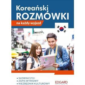 Koreański na każdy wyjazd. Pakiet. Rozmówki + 100 fiszek