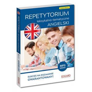 Angielski. Repetytorium Leksykalno-Tematyczne + MP3. Poziom B2-C1