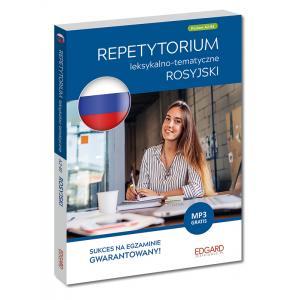 Rosyjski. Repetytorium Leksykalno-Tematyczne + MP3. Poziom A2-B1