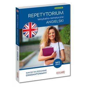 Angielski. Repetytorium Leksykalno-Tematyczne + MP3. Poziom A2-B1