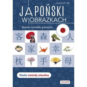 Japoński w obrazkach. Słownik, rozmówki, gramatyka