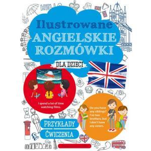 Ilustrowane angielskie rozmówki dla dzieci