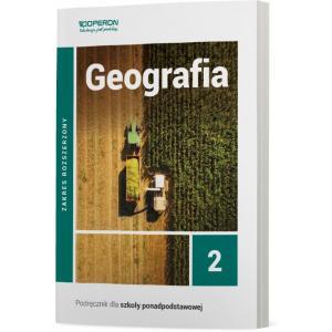 Geografia 2. Szkoła ponadpodstawowa. Podręcznik. Zakres rozszerzony