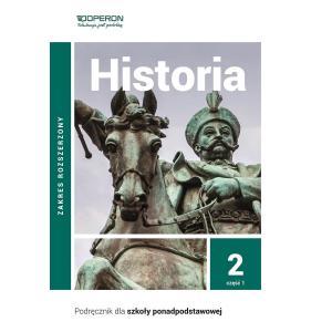 Historia 2. Szkoła ponadpodstawowa. Podręcznik część 1. Zakres rozszerzony