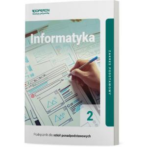 Informatyka 2. Szkoła ponadpodstawowa. Podręcznik. Zakres podstawowy