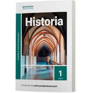 Historia. Podręcznik dla szkół ponadpodstawowych. Klasa 1. Część 2. Zakres rozszerzony