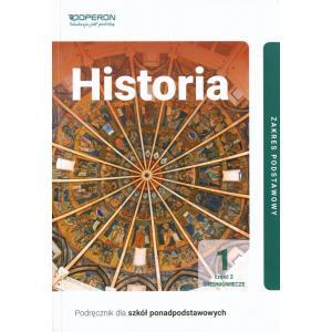 Historia 1. Liceum i technikum. Podręcznik część 2. Zakres podstawowy