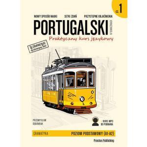 Portugalski w tłumaczeniach. Gramatyka 1. Wydanie 2 + kurs audio