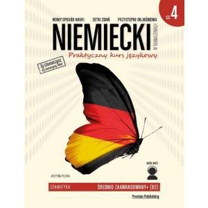 Niemiecki w tłumaczeniach. Gramatyka 4. Wydanie 2 + kod MP3