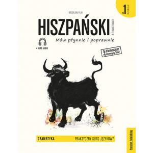 Hiszpański w tłumaczeniach. Gramatyka 1. Wydanie 3 + kod MP3