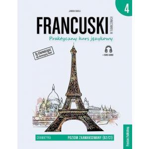 Francuski w tłumaczeniach. Gramatyka 4. Wydanie 2 + kurs audio