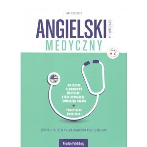 Angielski w tłumaczeniach. Medyczny + kod MP3