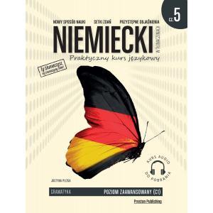 Niemiecki w tłumaczeniach. Gramatyka 5. Wydanie 1 + kod MP3